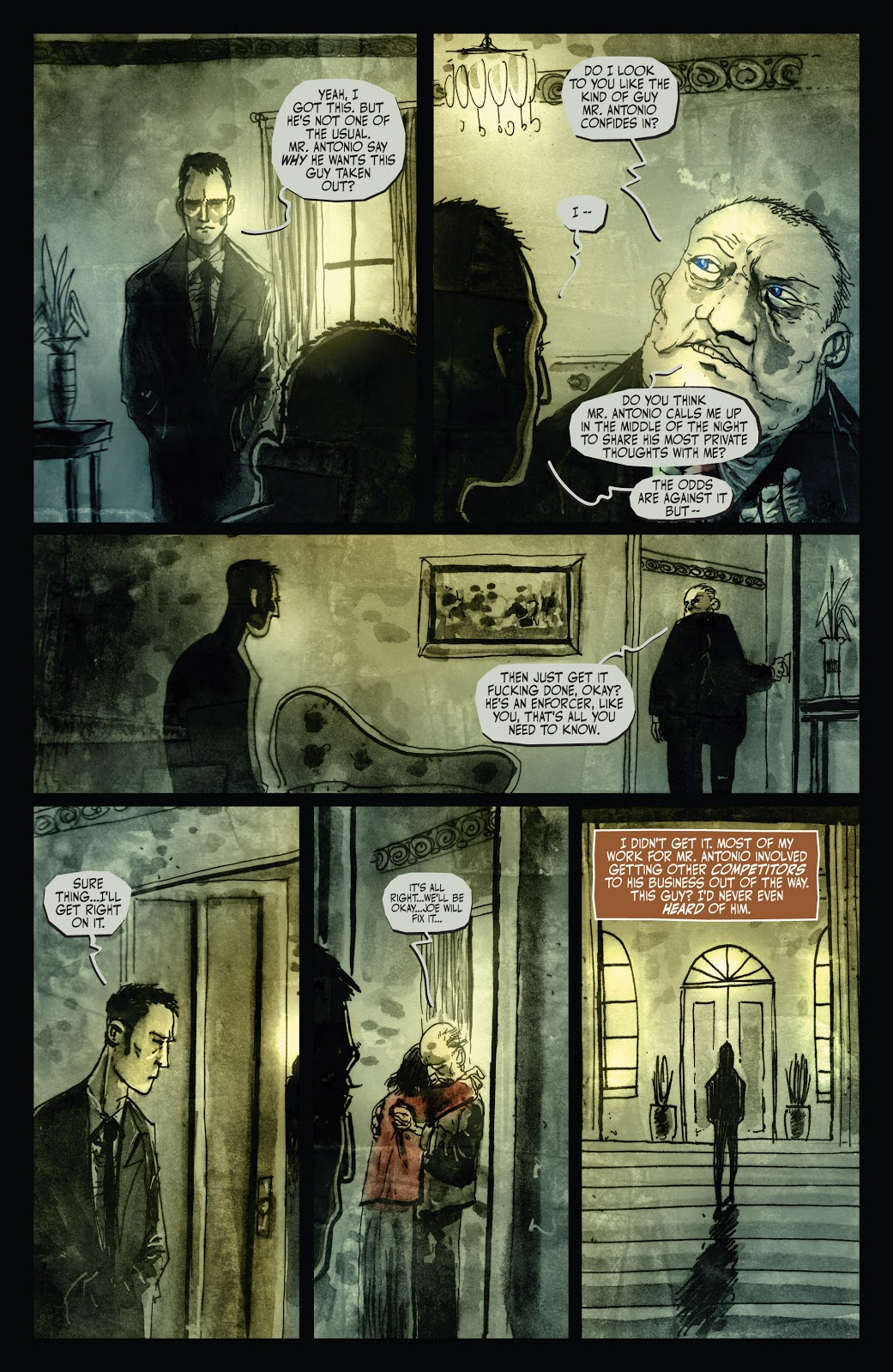 Ten Grand vol1 graphic novel review