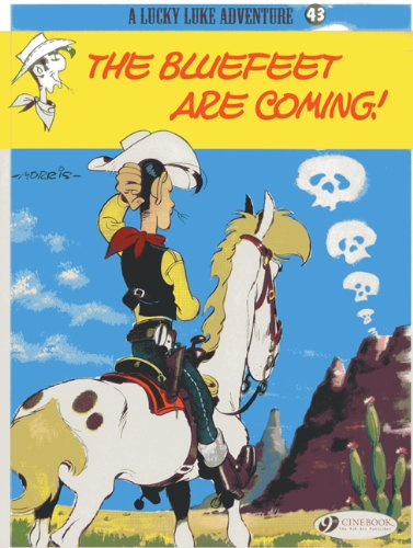 Lucky Luke: The Bluefeet are Coming