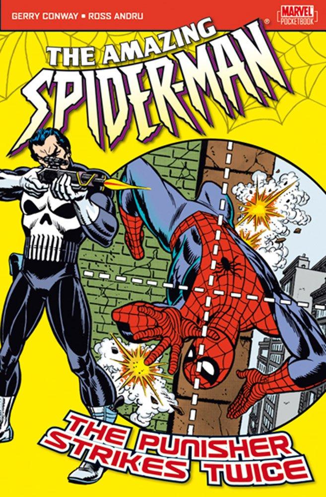Amazing Spider-Man: The Punisher Strikes Twice
