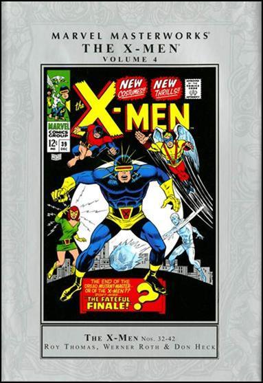Marvel Masterworks: X-Men Volume 4