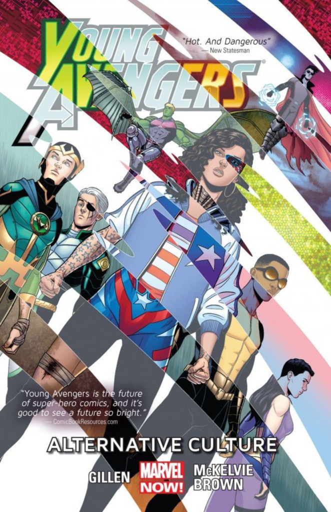 Young Avengers: Alternative Cultures