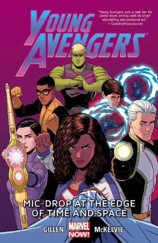 Young Avengers: Mic-Drop at the Edge of Time and Space