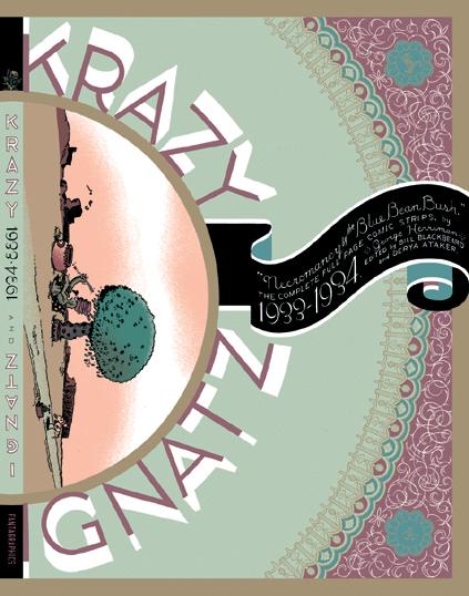 "Krazy & Ignatz 1933-1934: ""Necromancy by the Blue Bean Bush"""