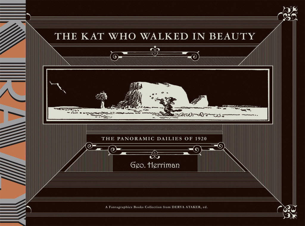Krazy & Ignatz: The Kat Who Walked in Beauty