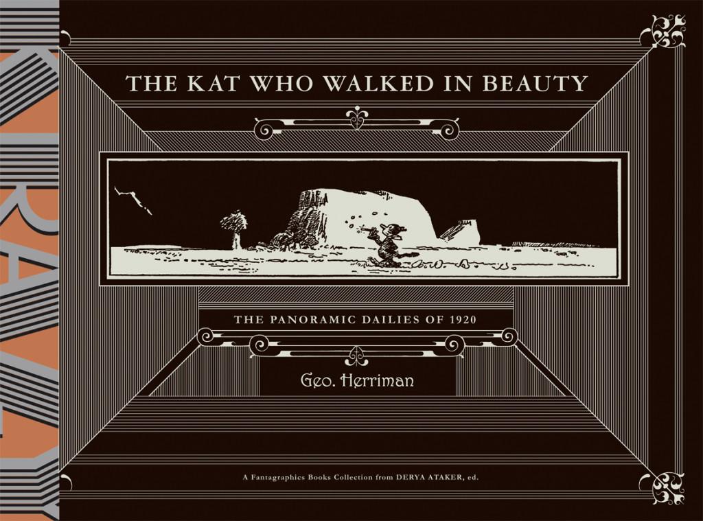 Krazy & Ignatz: The Kat Who Walked in Beauty