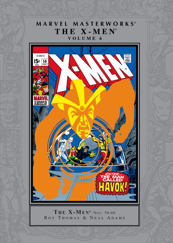 Marvel Masterworks: X-Men Volume 6