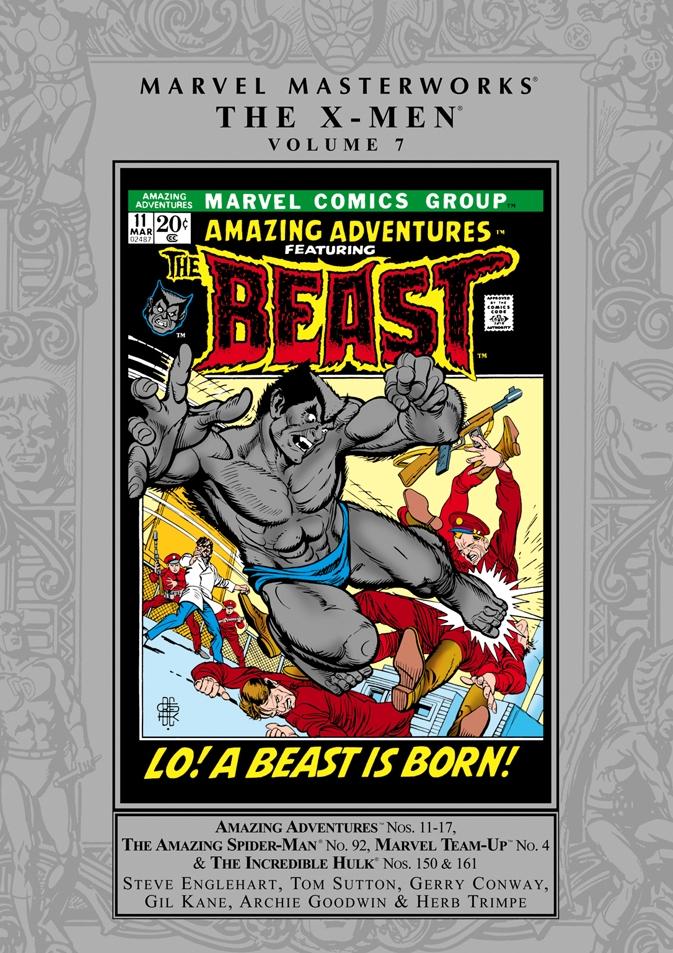 Marvel Masterworks: X-Men Volume 7