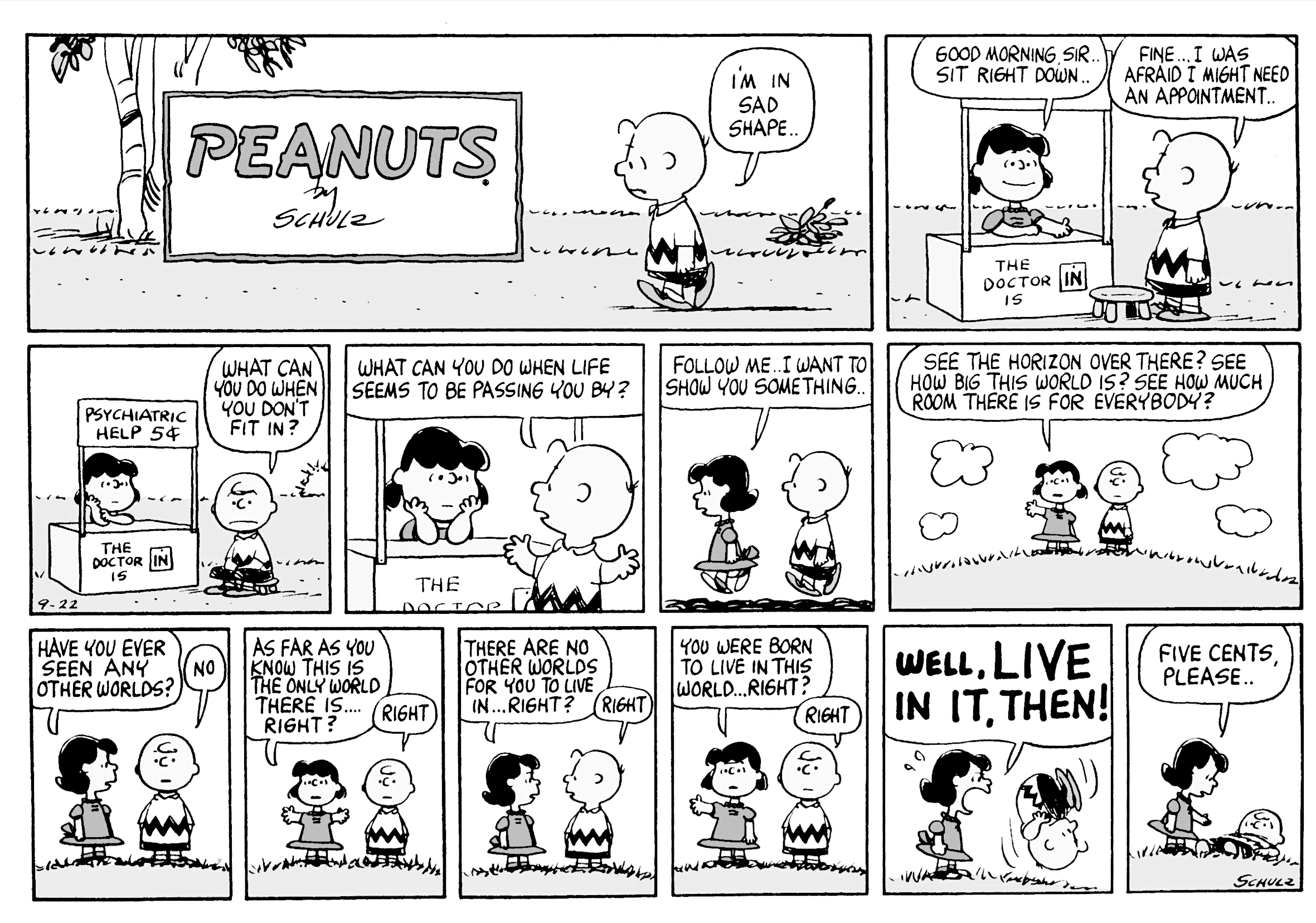 Complete Peanuts 1963 review