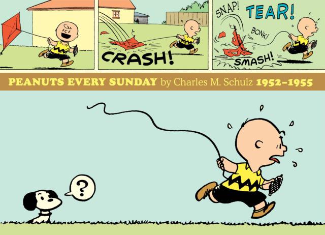 Peanuts Every Sunday: 1952-1955