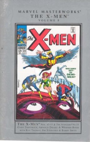 Marvel Masterworks: X-Men Volume 5