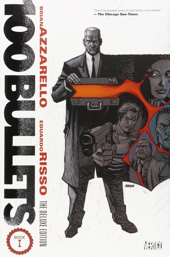100 Bullets: The Deluxe Edition Book I