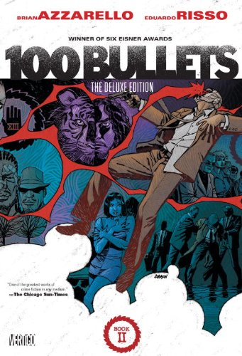 100 Bullets: The Deluxe Edition Book II