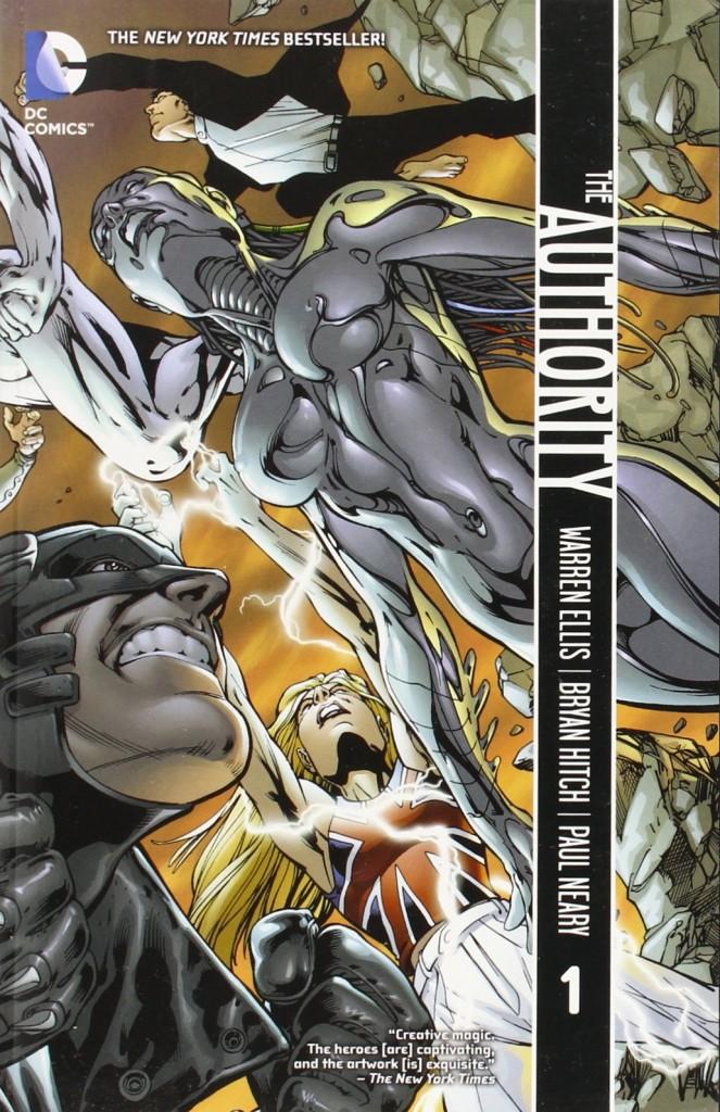 The Authority Vol. 1