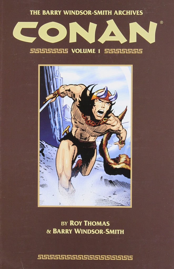 The Barry Windsor-Smith Conan Archives Vol. 1