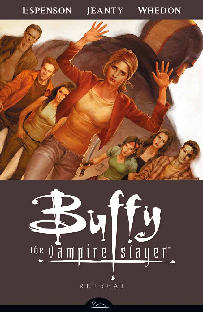 Buffy the Vampire Slayer Season 8: Retreat