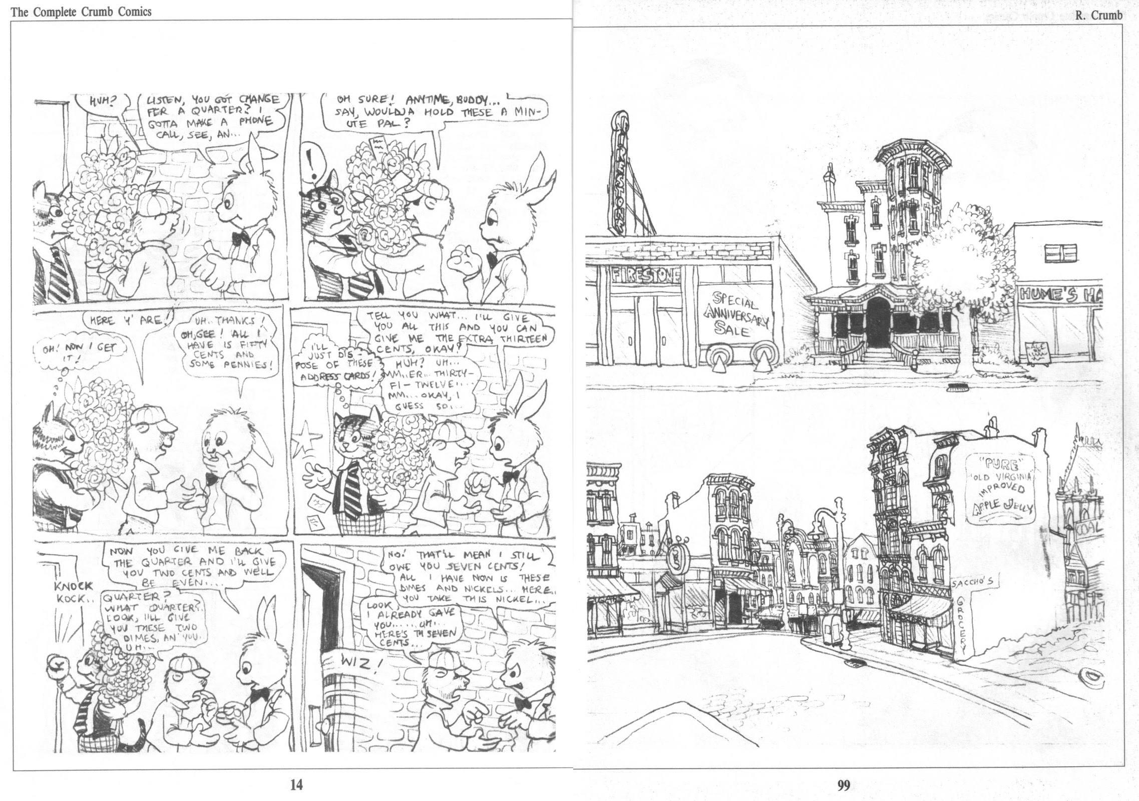 Complete Crumb Comics Vol 2 review