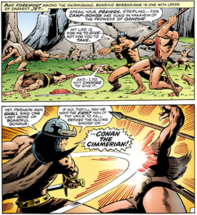 Barry Windsor-Smith Conan Archives vol 1 review