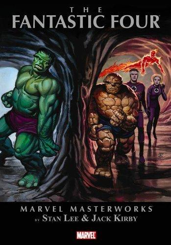 Marvel Masterworks: The Fantastic Four Volume 2