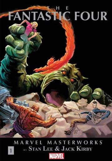Marvel Masterworks: The Fantastic Four Volume 1