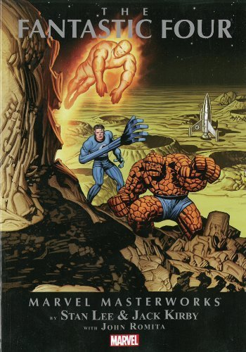 Marvel Masterworks: The Fantastic Four Volume 10