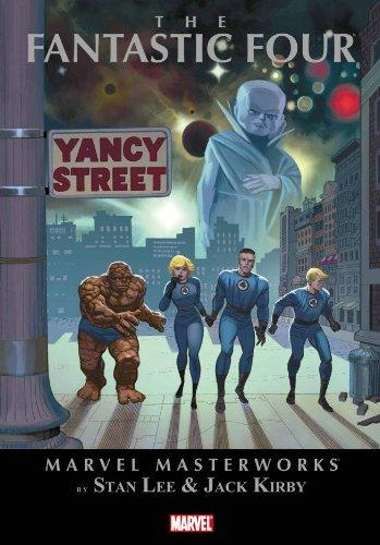 Marvel Masterworks: The Fantastic Four Volume 3
