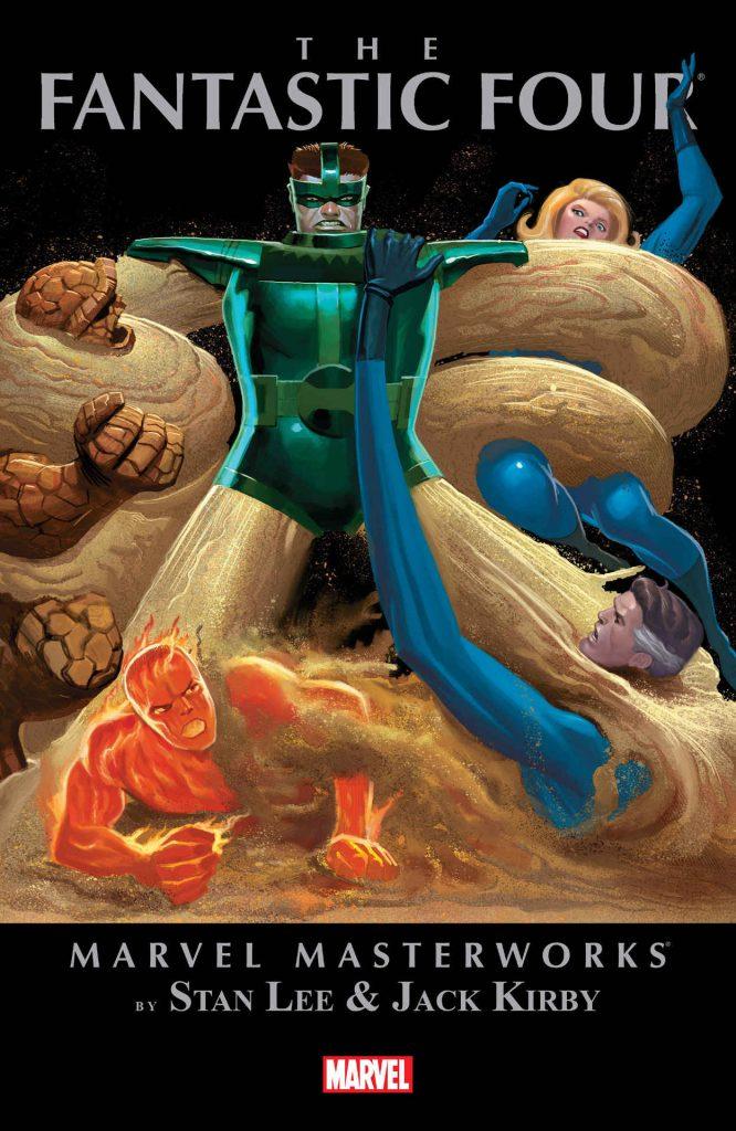 Marvel Masterworks: The Fantastic Four Volume 7