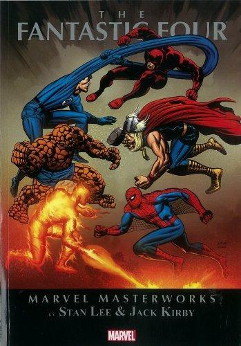 Marvel Masterworks: The Fantastic Four Volume 8