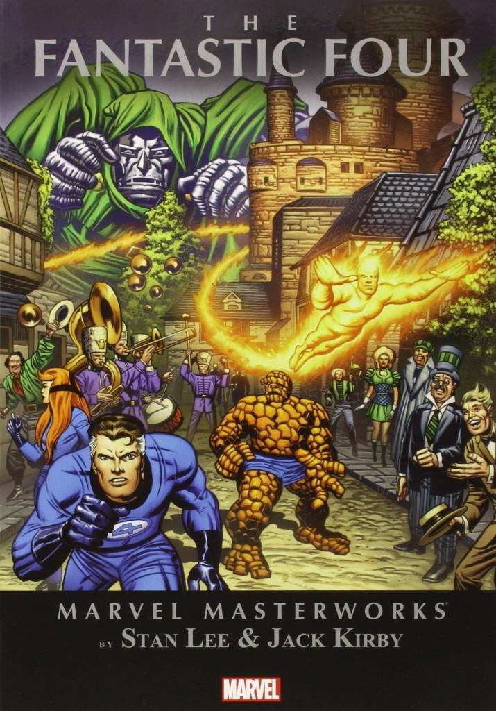 Marvel Masterworks: The Fantastic Four Volume 9