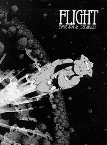 Cerebus the Aardvark: Flight