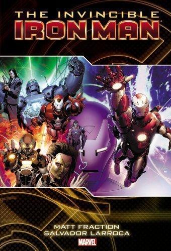 Invincible Iron Man Omnibus Volume 2