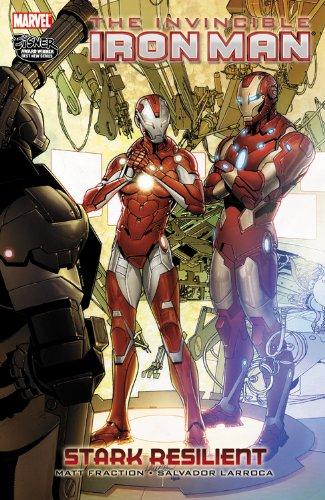 Iron Man: Stark Resilient Volume Two