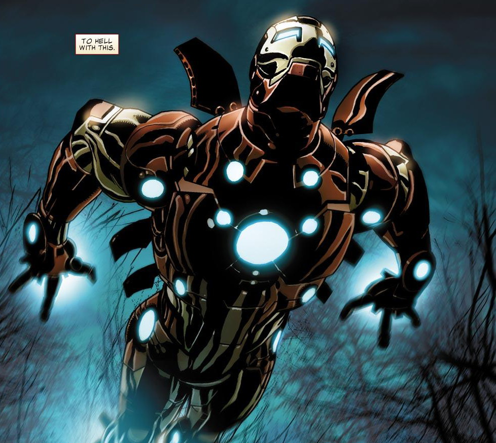 Iron Man Demon review