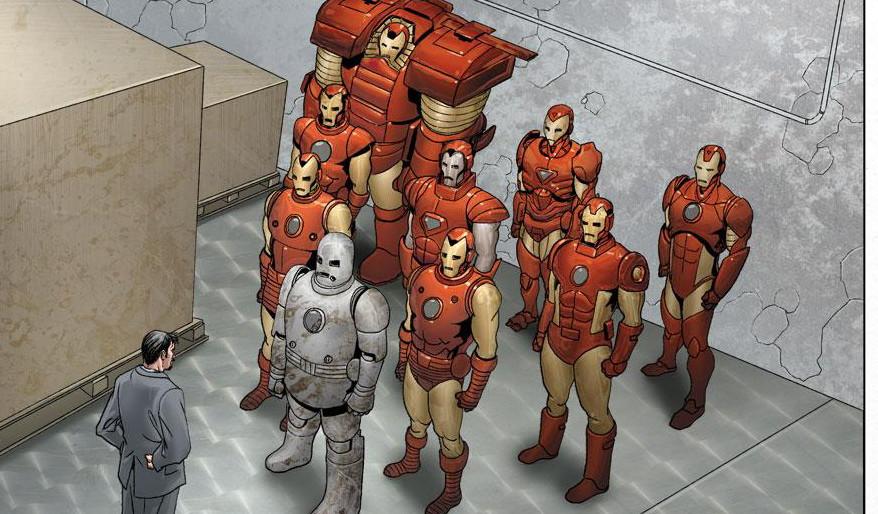 Iron man Omnibus 2 review