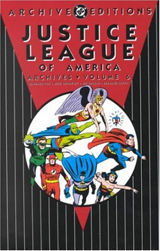 Justice League of America Archives Volume 6