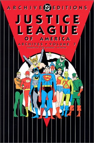Justice League of America Archives Volume 7