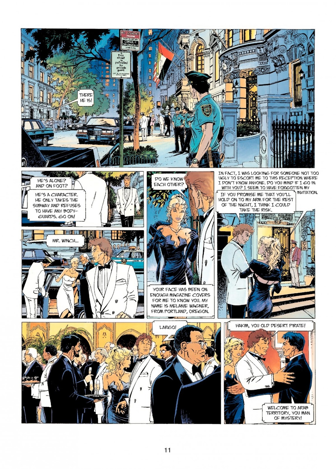 Largo Winch Takeover Bid review