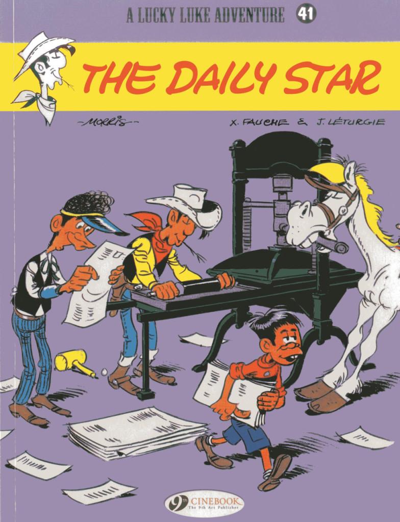 Lucky Luke: The Daily Star
