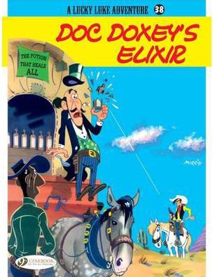 Lucky Luke: Doc Doxey's Elixir
