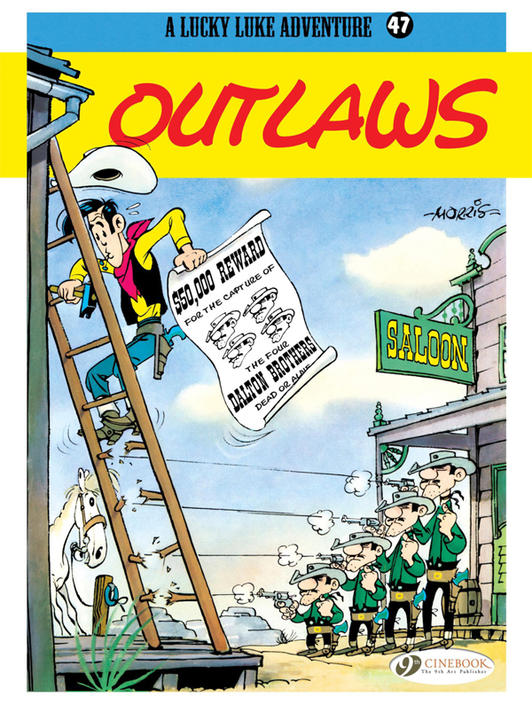 Lucky Luke: Outlaws