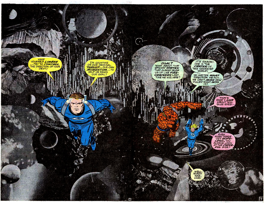Marvel Masterworks Fantastic Four Volume 7 review