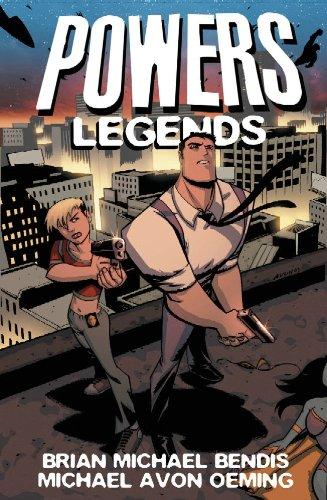 Powers: Legends