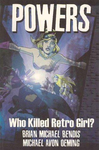 Powers: Who Killed Retro Girl?