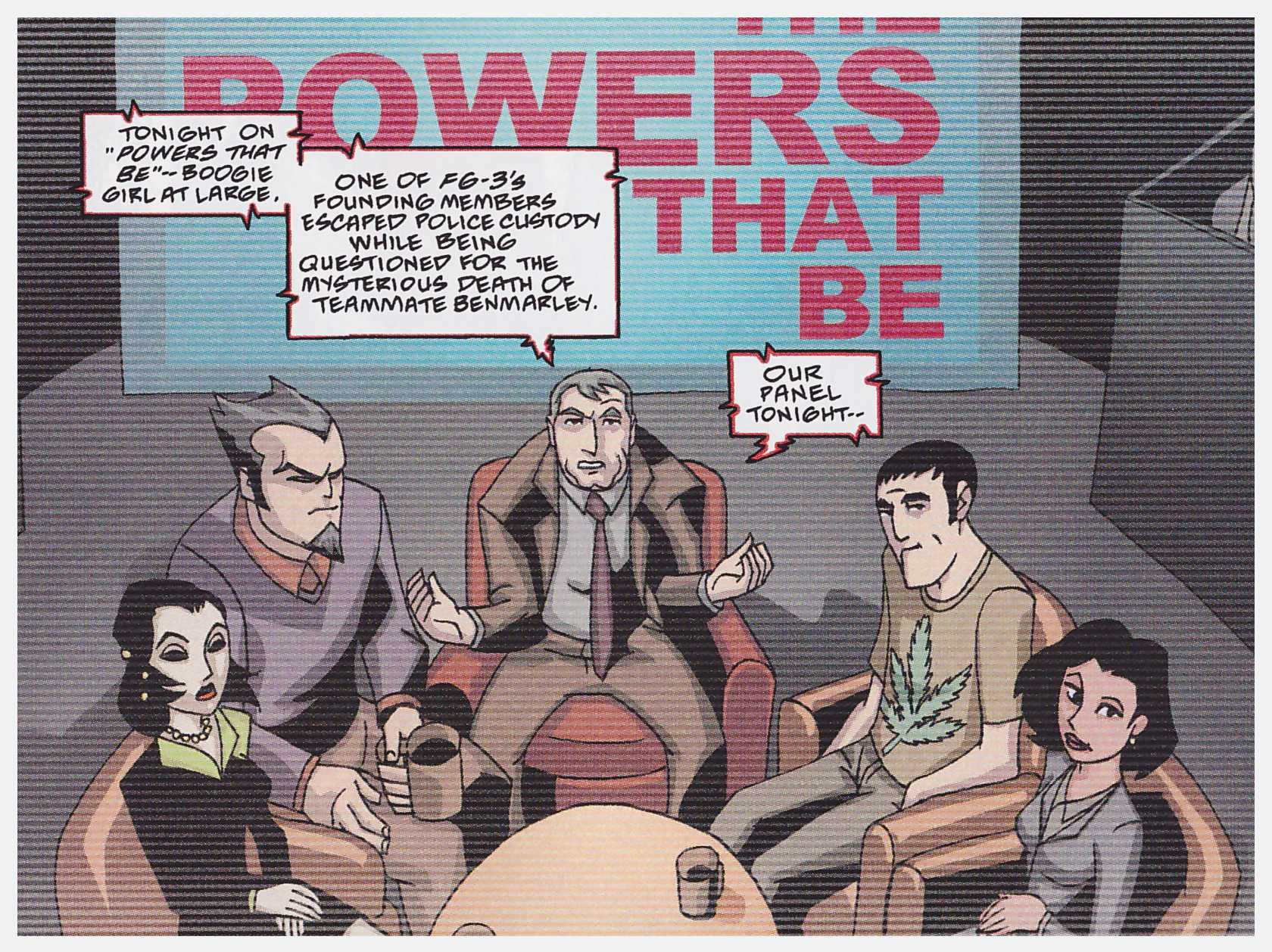 Powers Supergroup review
