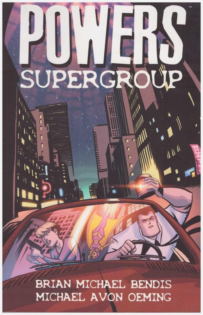 Powers: Supergroup
