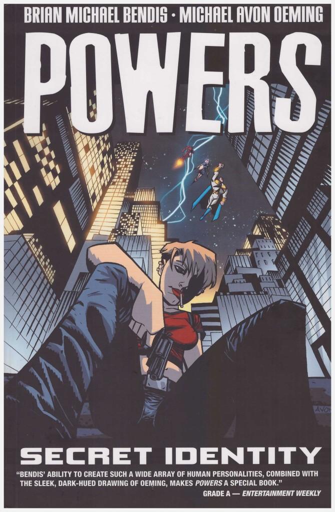 Powers: Secret Identity