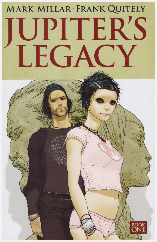 Jupiter's Legacy Book One