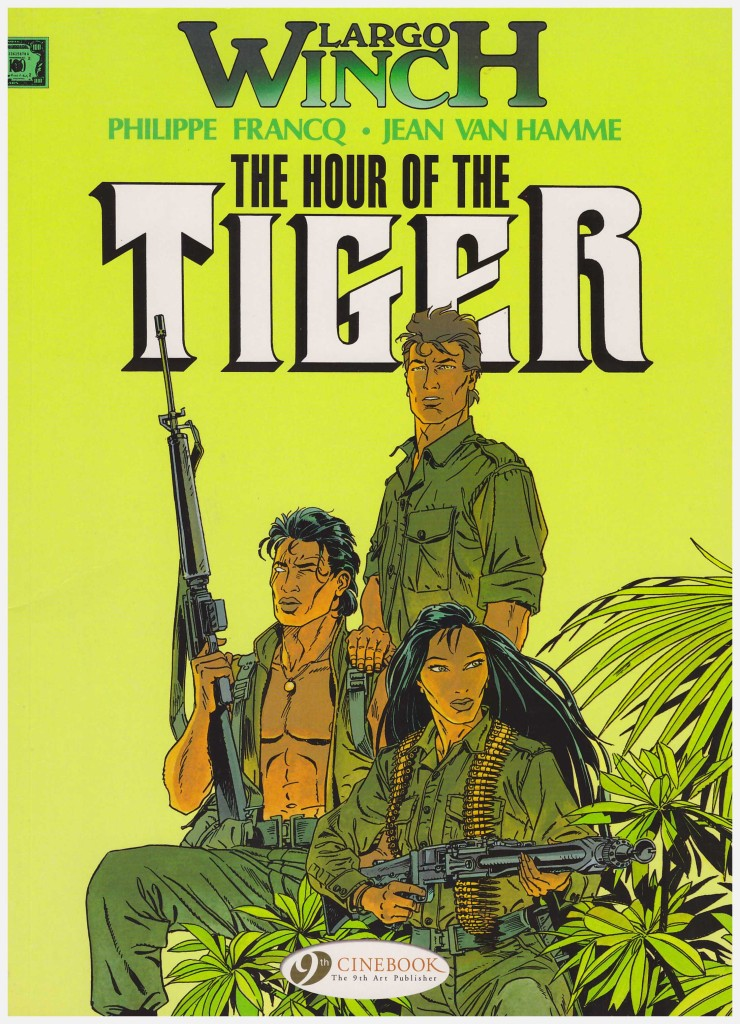 Largo Winch: The Hour of the Tiger