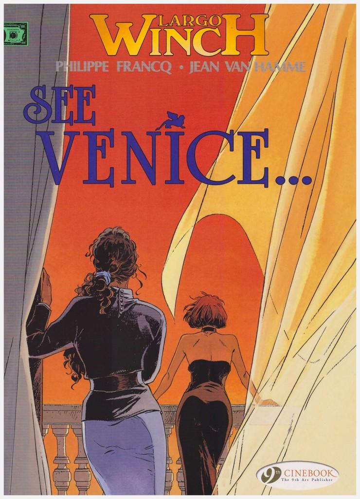 Largo Winch: See Venice…