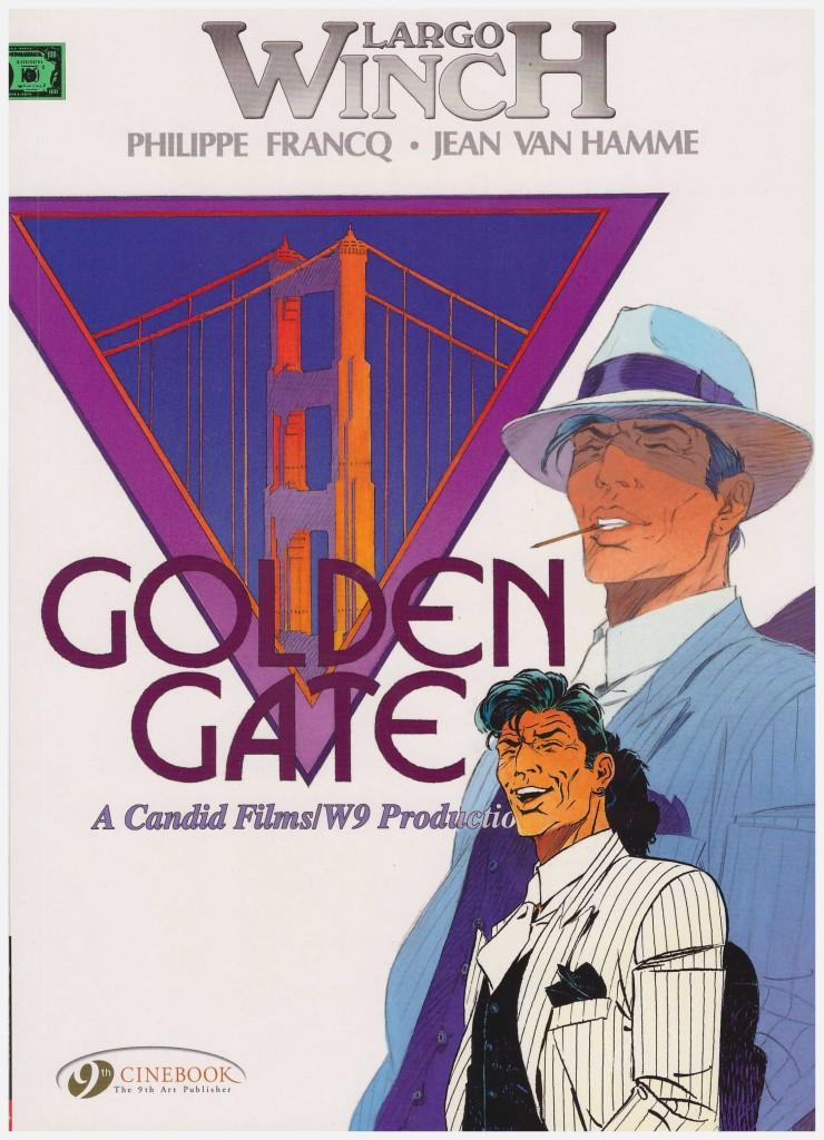 Largo Winch: Golden Gate