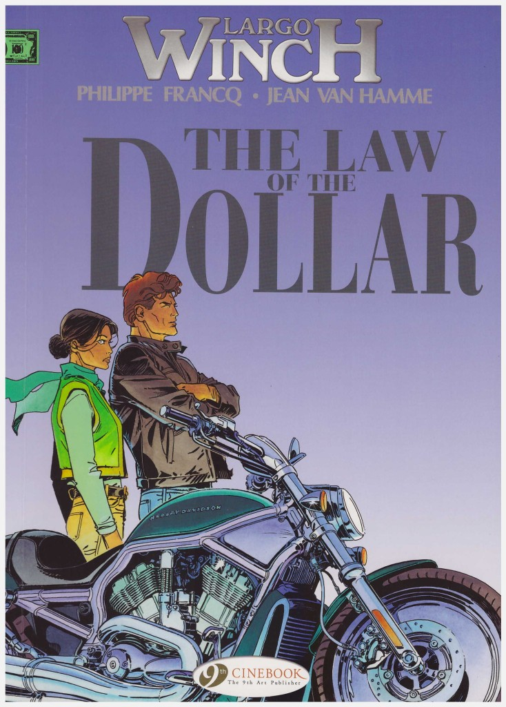 Largo Winch: The Law of the Dollar